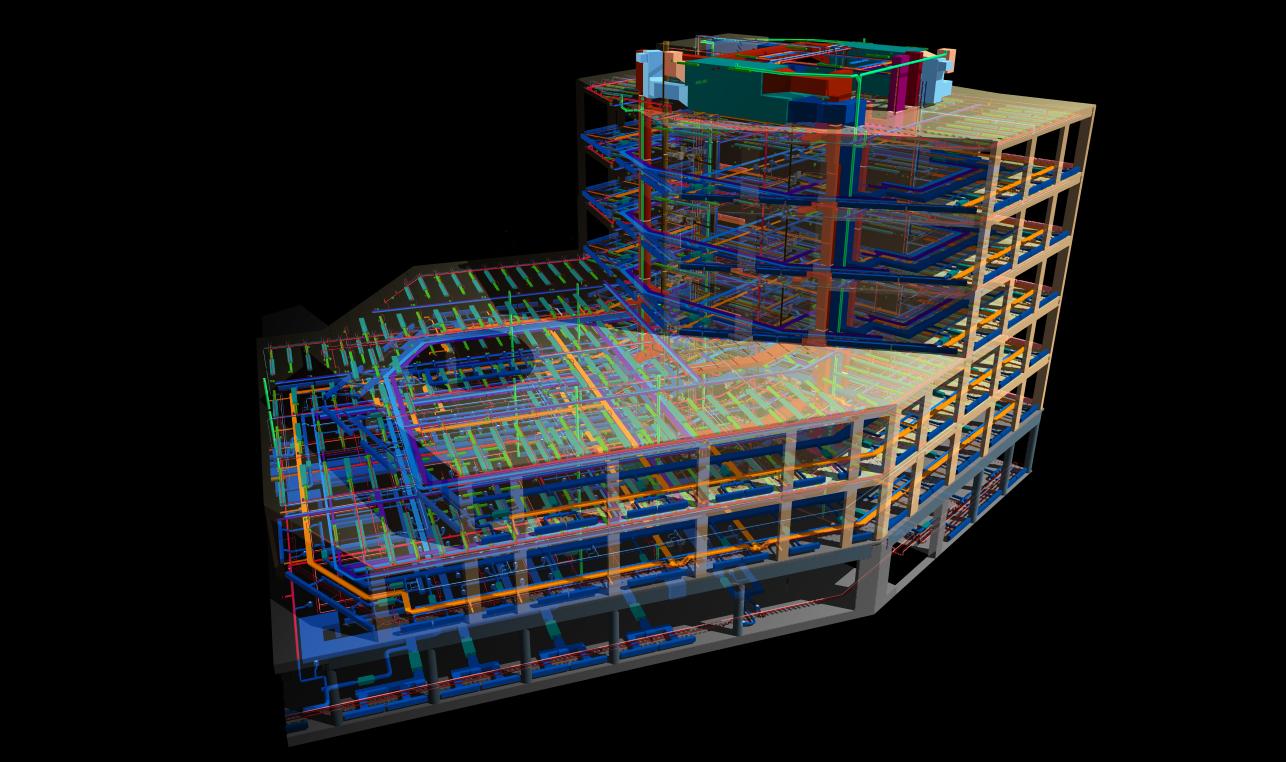BIM é a inovação aplicada à construção civil