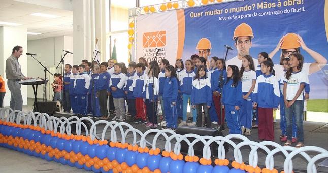 Muitas atrações estão programadas para o Dia Nacional da Construção Social