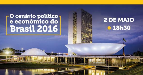 Cenário político e econômico do Brasil serão abordados em Reunião com Associados