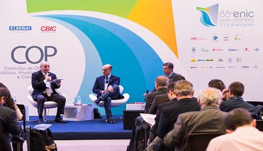 PIB vai dobrar com investimento em infraestrutura, avalia palestrante do ENIC